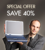 Special Offer Save 40%