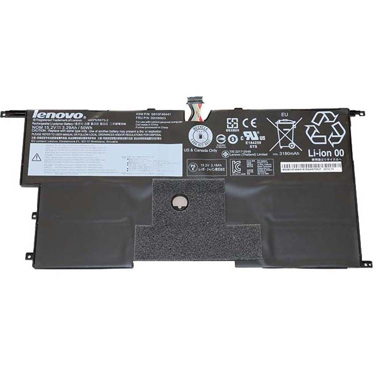 Cheap Lenovo ThinkPad X1 Carbon3 Ser... battery