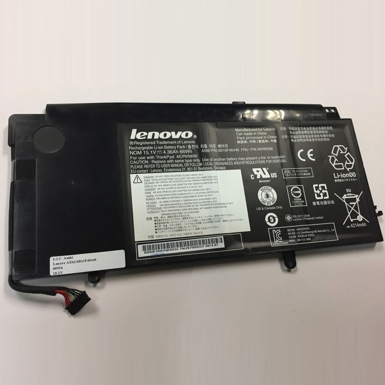 Cheap Lenovo ThinkPad Yoga 15 series... battery