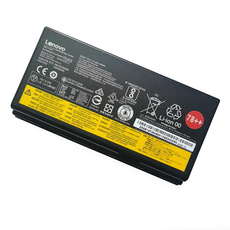 Cheap Lenovo ThinkPad P70 Series 78+... battery
