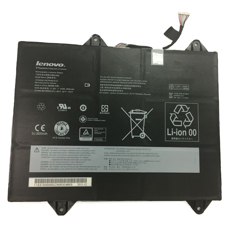 Cheap Lenovo Thinkpad 31505000... battery