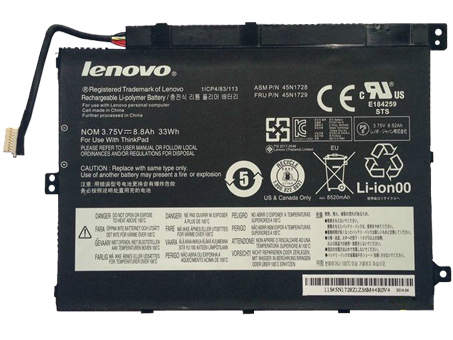 Cheap 33Wh Lenovo 45N1728 45N1729 1I... battery