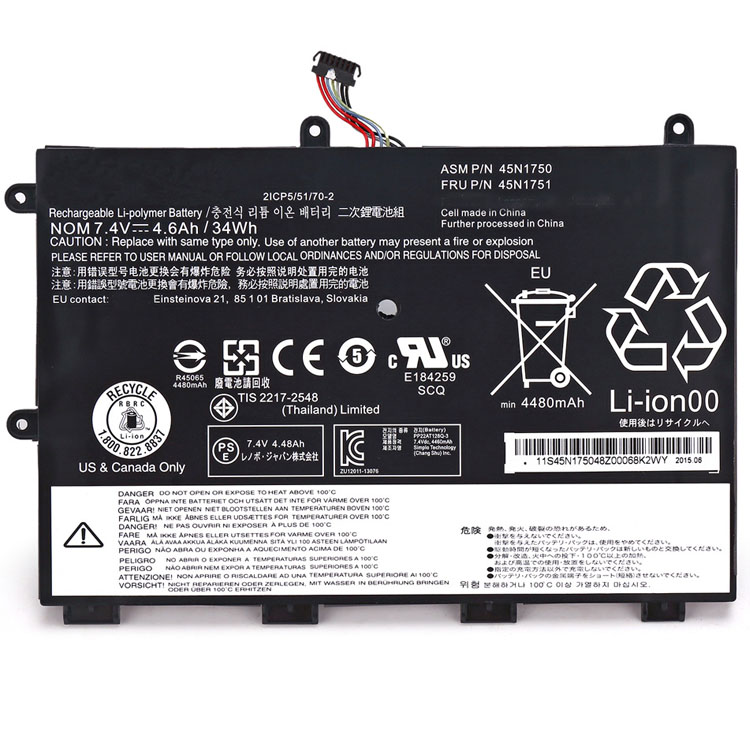 Cheap Lenovo ThinkPad Yoga 11E Serie... battery