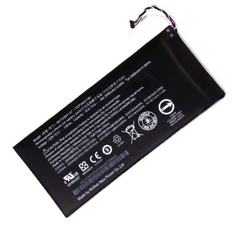 ACER A1402 & Iconia One 7 B1-7... battery