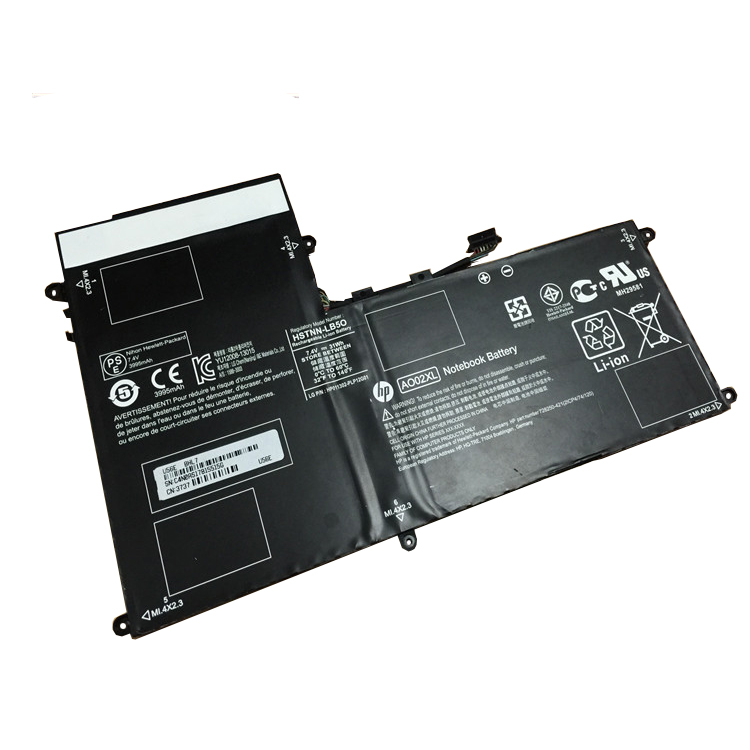 Hp ElitePad 1000 AO02XL HSTNN-... battery