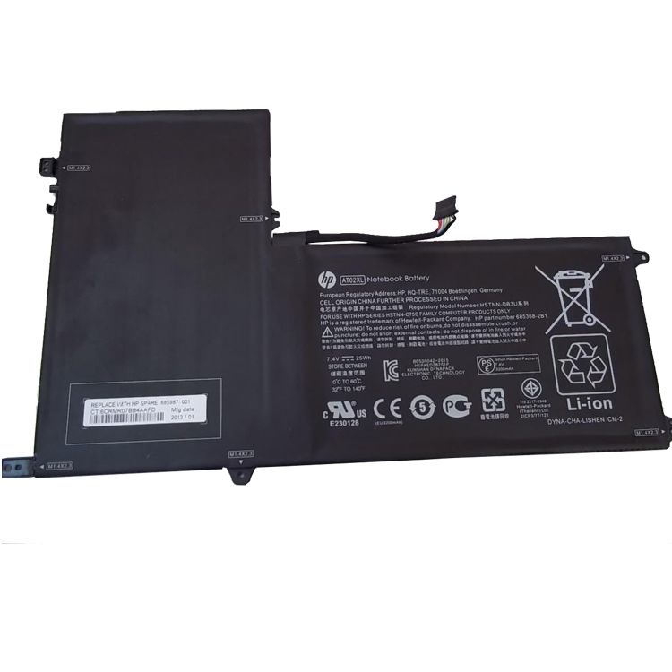 Hp ElitePad 900 G1 Table HSTNN... battery