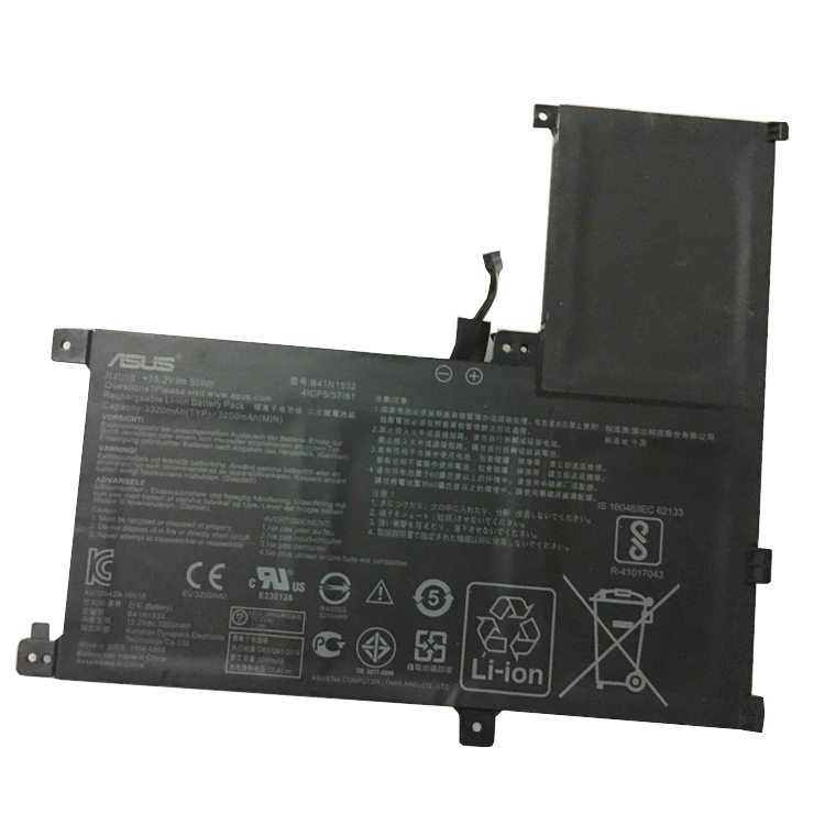 "Asus Q504UA 15.6"" Series ... battery"
