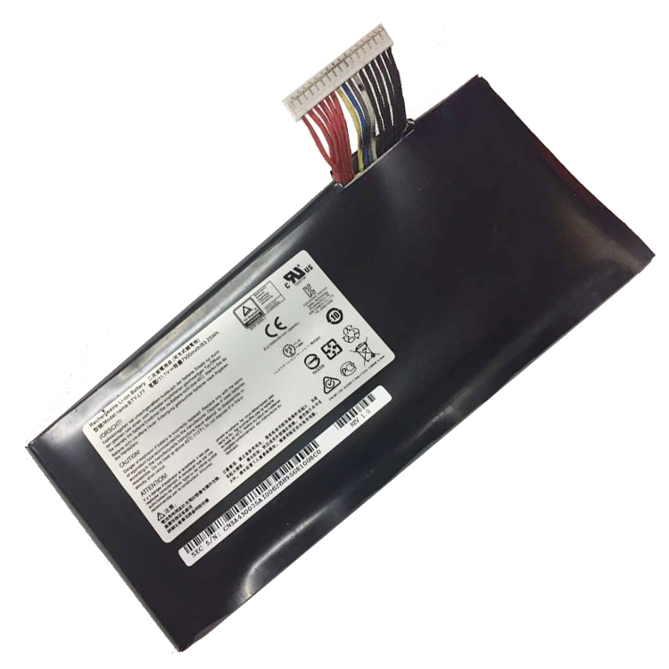 Cheap MSI GT72 MS-1781... battery