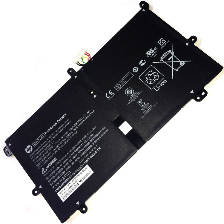 Hp Envy X2 DA02XL TPN-P104 664... battery