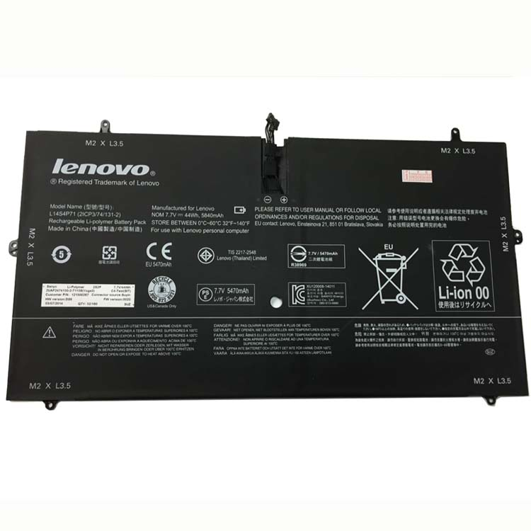 Cheap Lenovo Yoga 3 Pro 1370... battery