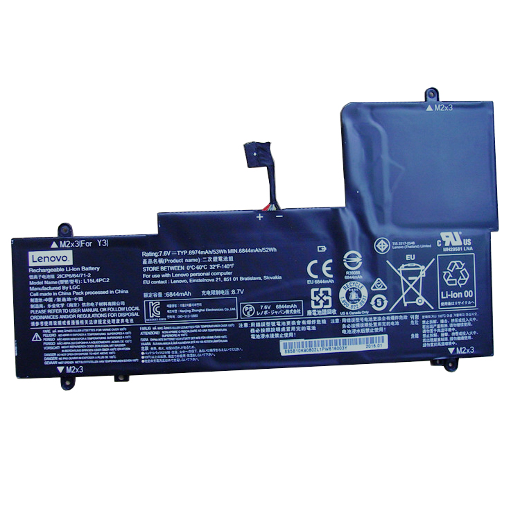 Cheap Lenovo YOGA 3 12 series... battery