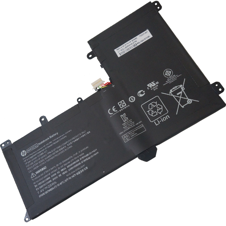 Hp Slatebook x2 10-H010NR MA02... battery