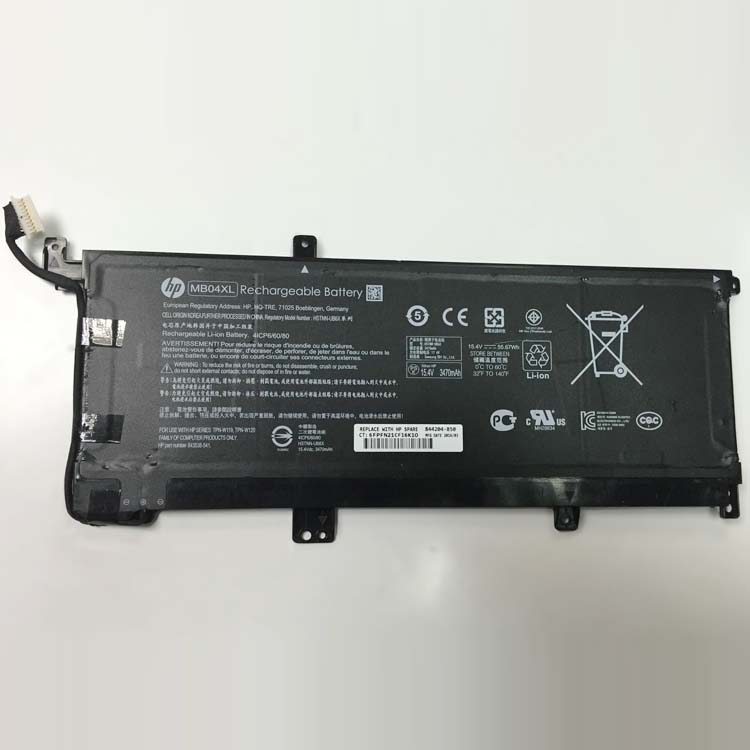 HP HSTNN-UB6X ... battery