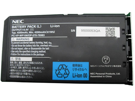 Cheap Nec LaVie L G PC-LL750VG6P PC-... battery