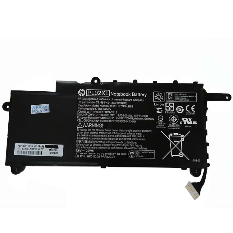 HP Pavilion 11-n x360... battery